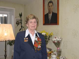 90-летний юбилей Н.М. Косицкой