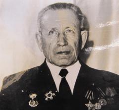 Иван Андреевич, участник Сталинградской