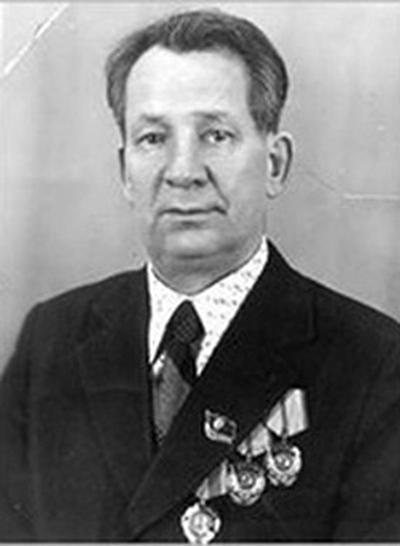Н.А. Квакин - рабочие называли его отцом