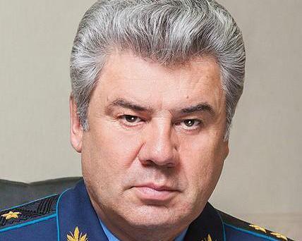 Главком ВКС В.Н. Бондарев о стране, судьбе и нашем городе