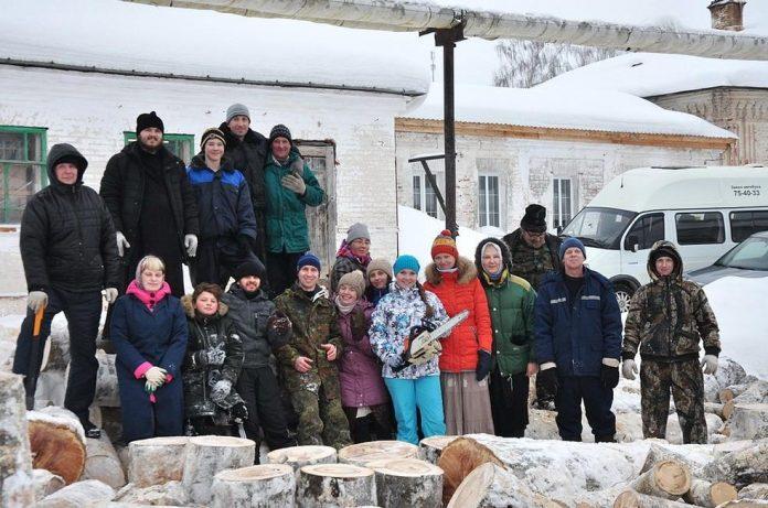 Трудническая экспедиция в Спасо-Преображенскую церковь