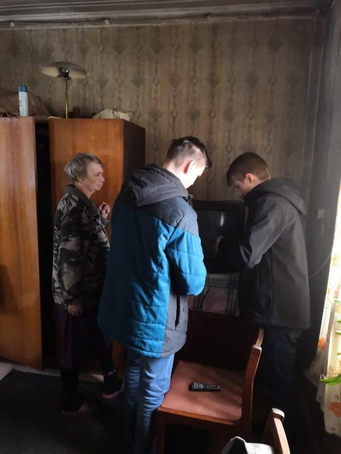 В Слободском организована бесплатная помощь при настройке цифрового телевидения