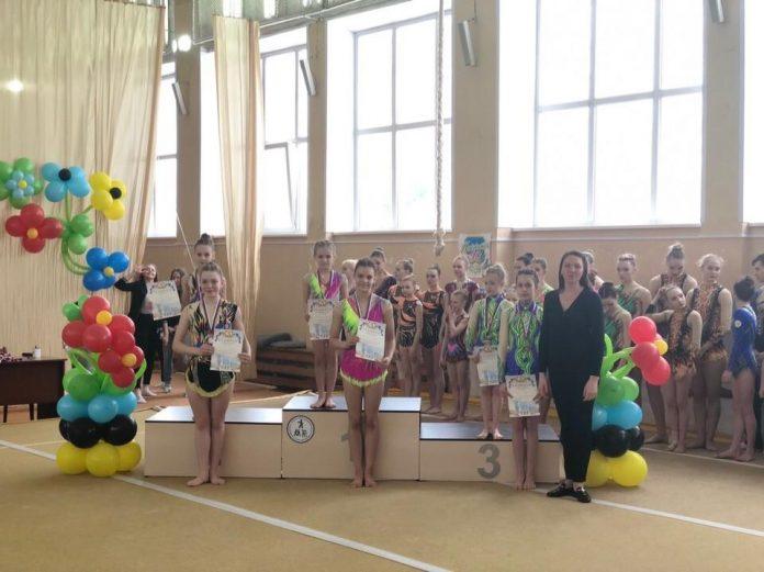 Итоги Первенства города Кирова по спортивной акробатике