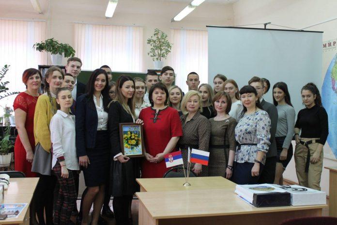 С ответным визитом в Слободской