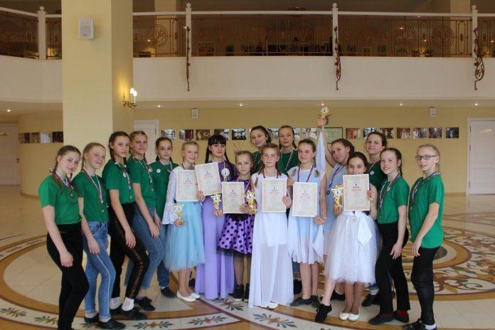 Слободские таланты на конкурсе