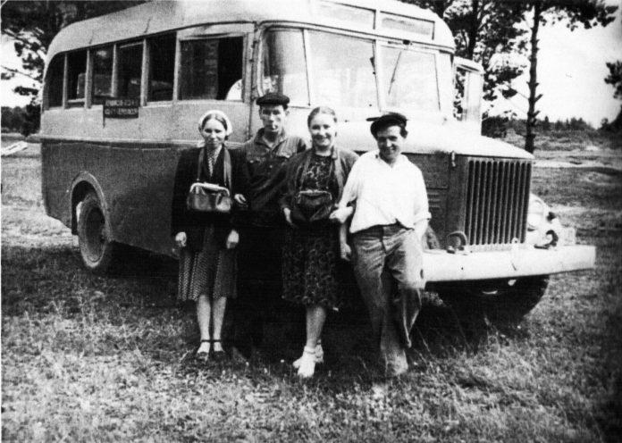 Автобусы и люди