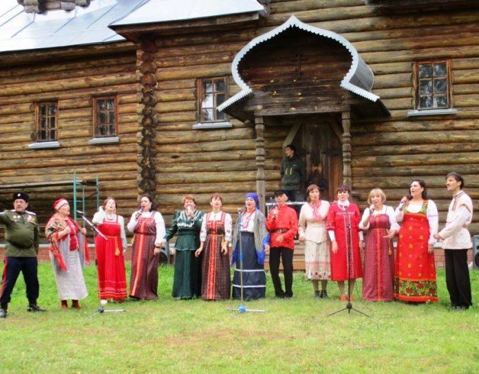 День Земли Вятской в селе Никульчино