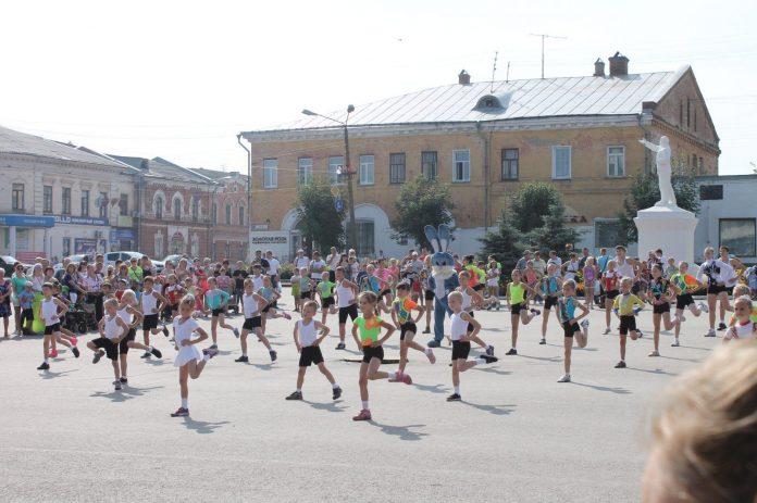 Спортивный Слободской. Программа Дня физкультурника