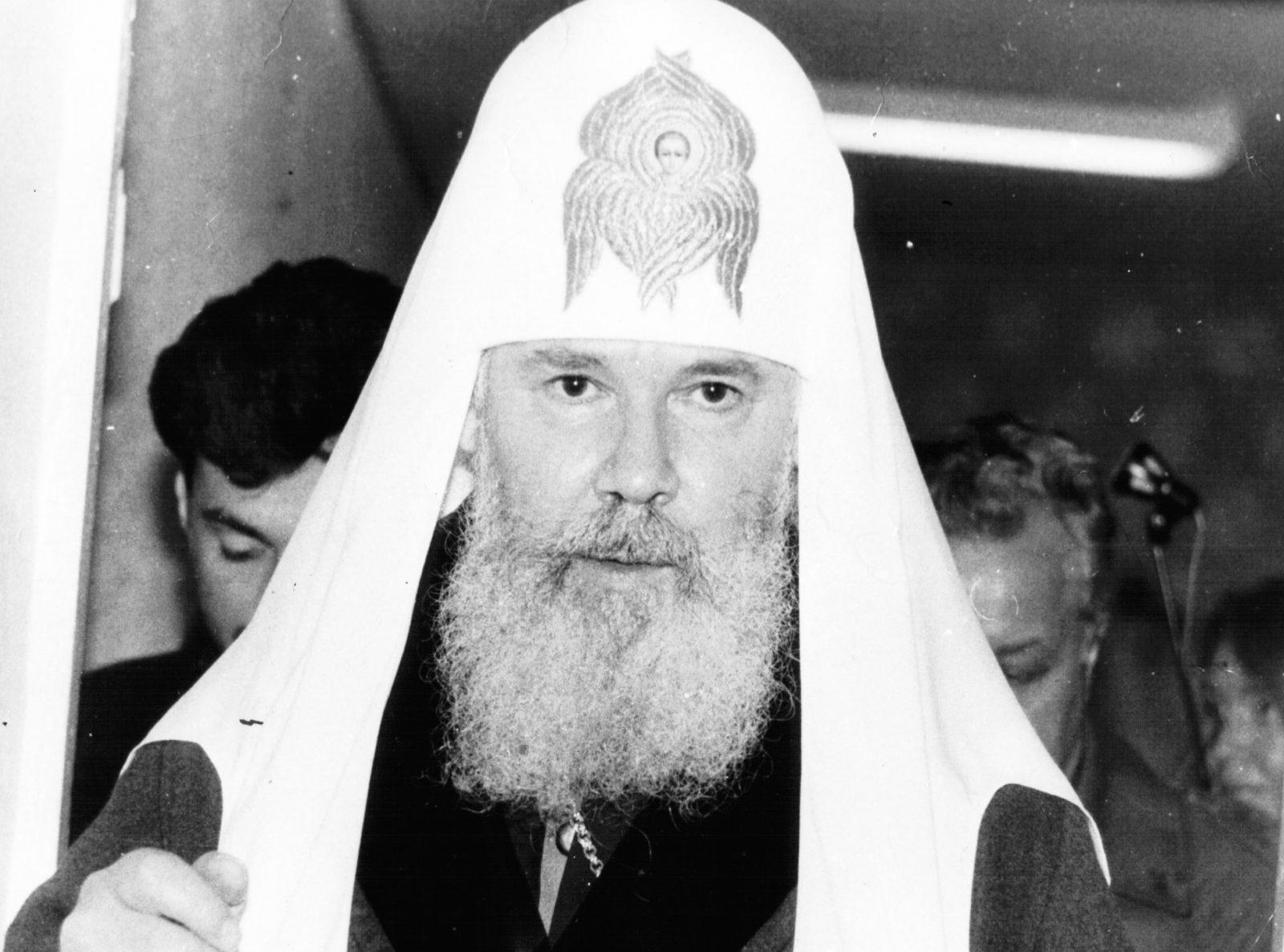 Добрый взгляд Патриарха
