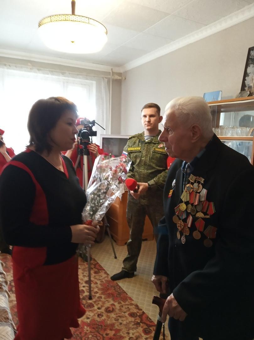 С юбилеем, Василий Афанасьевич!