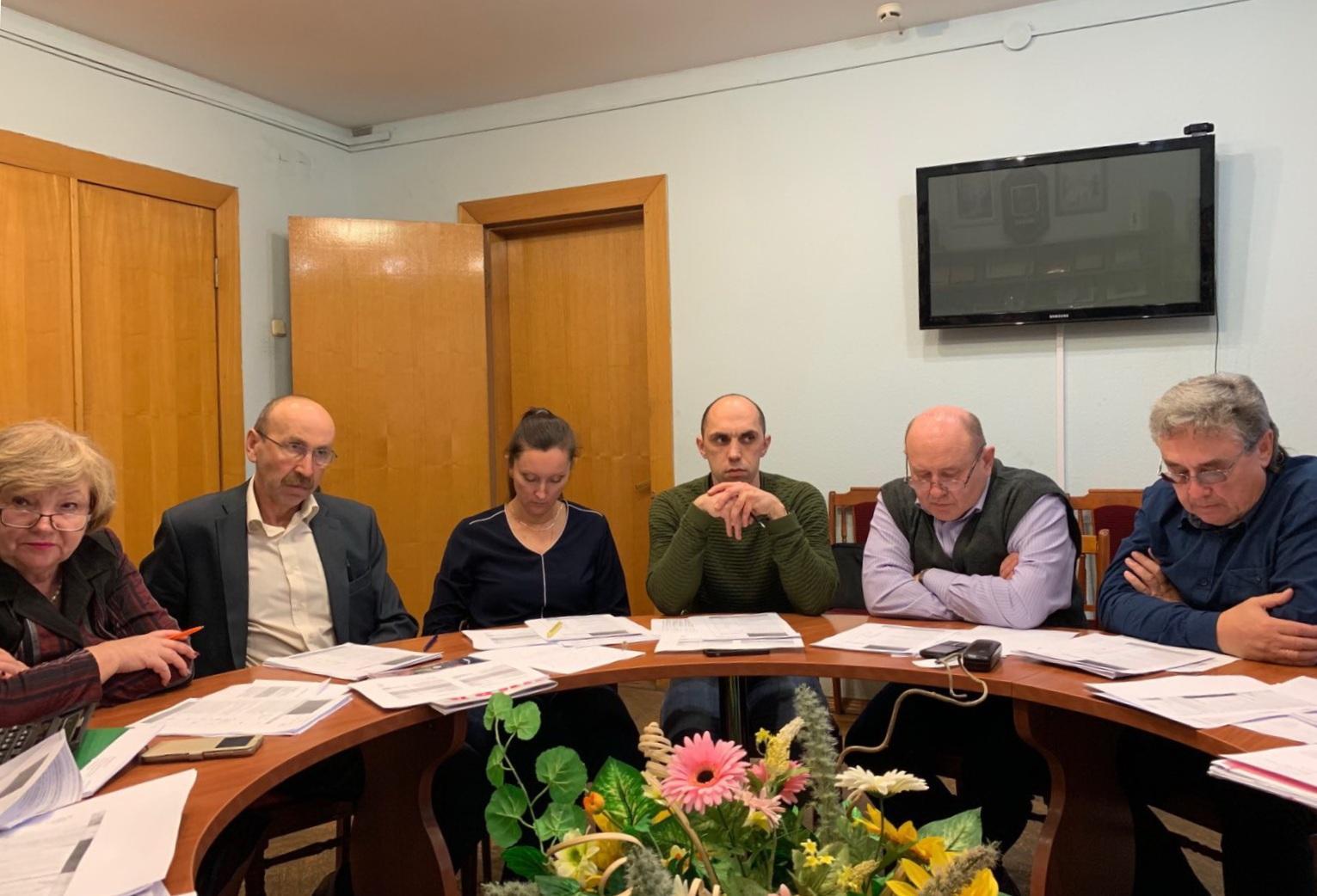 Депутаты приступили к работе по формированию бюджета на 2020 год