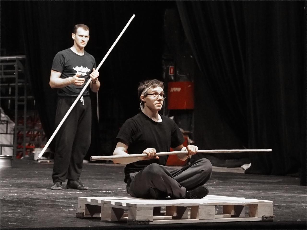 Главреж «Театра на Спасской» выпускает свою первую премьеру с питерской командой