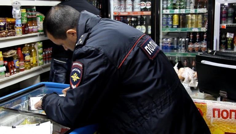 Поймали за руку продавцов паленого алкоголя