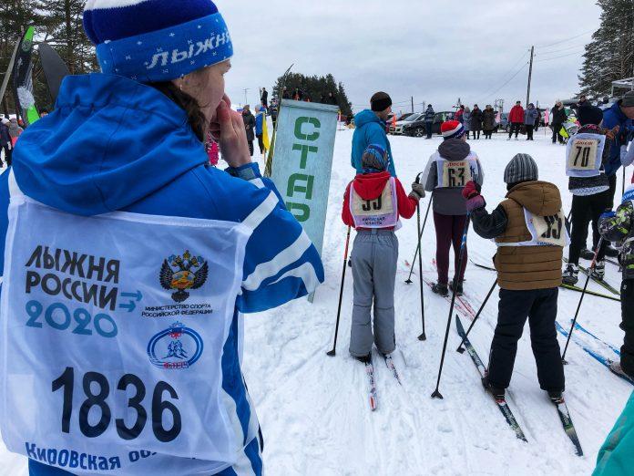 Часть спортивной России