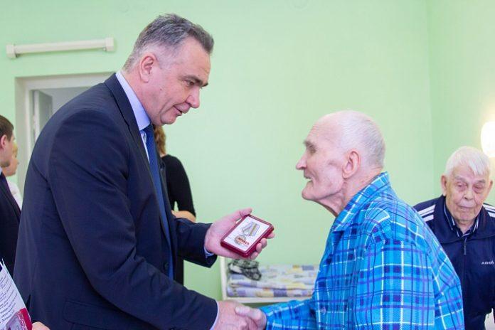 Награды для ветеранов