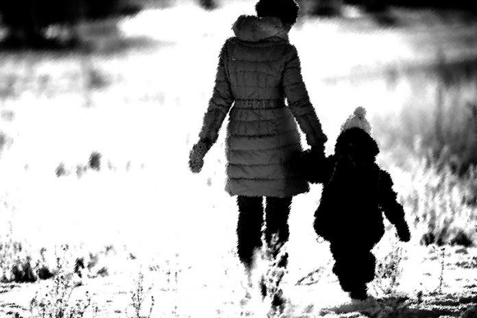 Мать и дочь найдены. Ребенок помещен в приют