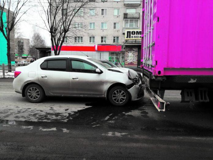 Сводки ГИБДД об авариях
