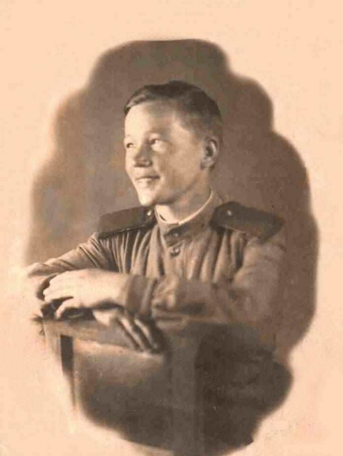 В Бессмертном полку - ефрейтор Катаева