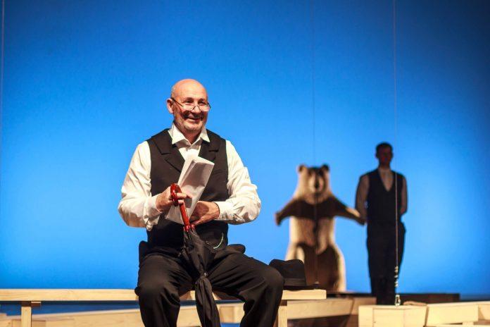Другой спектакль. Другие даты В репертуаре «Театра на Спасской» произошли изменения
