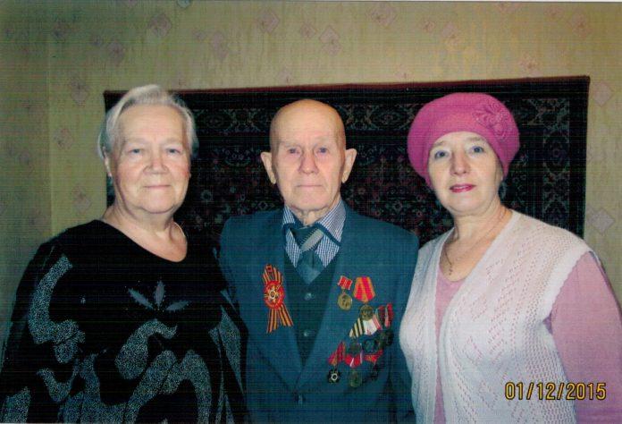 100-летний юбиляр