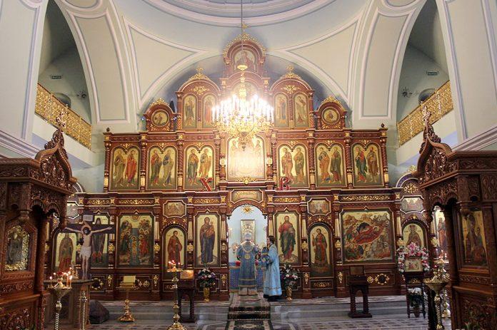 Празднование Введения во храм Пресвятой Богородицы в Христорождественском женском монастыре