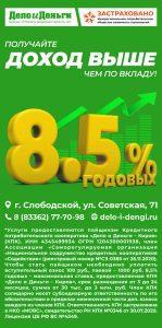 Пенсионерка из Кирова накопила более 100 000 рублей за год