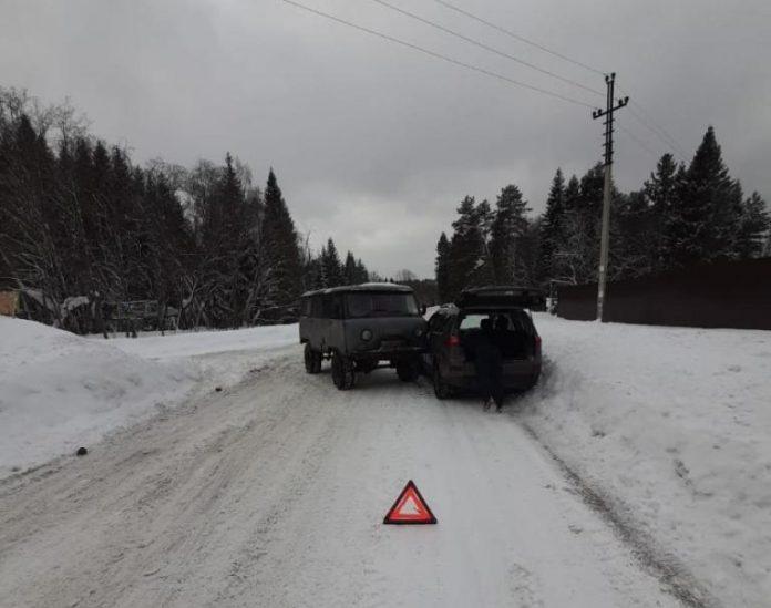 Статистика аварийности на дорогах Слободского