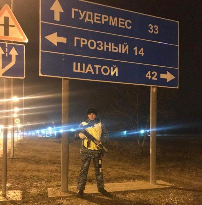 Слобожане вернулись из Чечни