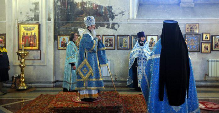 Визит митрополита Марка в Слободской