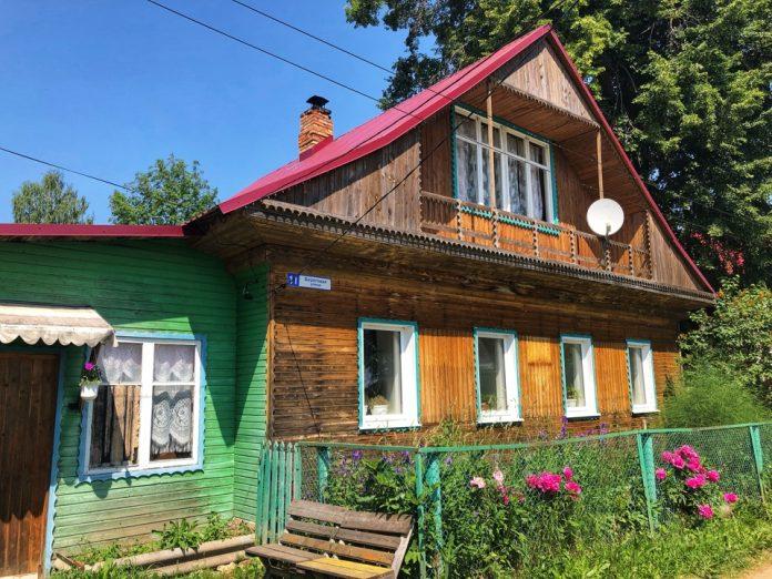 Дом с исторической нагрузкой