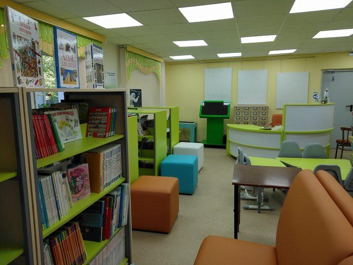Первая модельная библиотека в Стулово