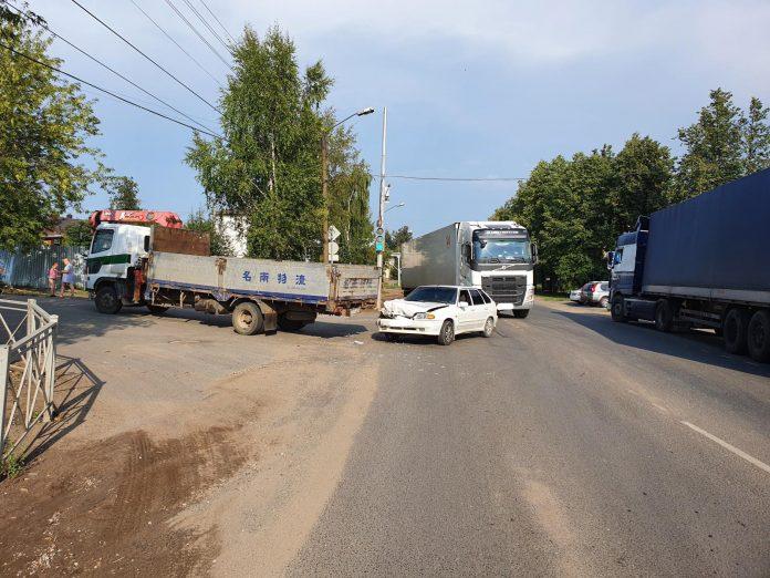 Аварийные ситуации на дорогах Слободского