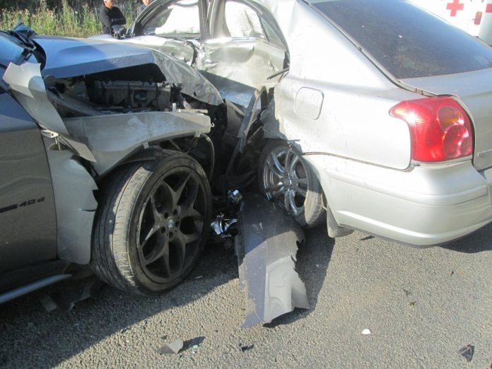 Аварийные ситуации на слободских дорогах