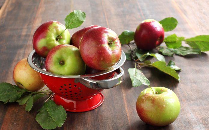 Как сохранить яблоки до зимы
